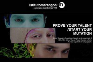 Istituto Marangoni_Scholarship Feb 2020