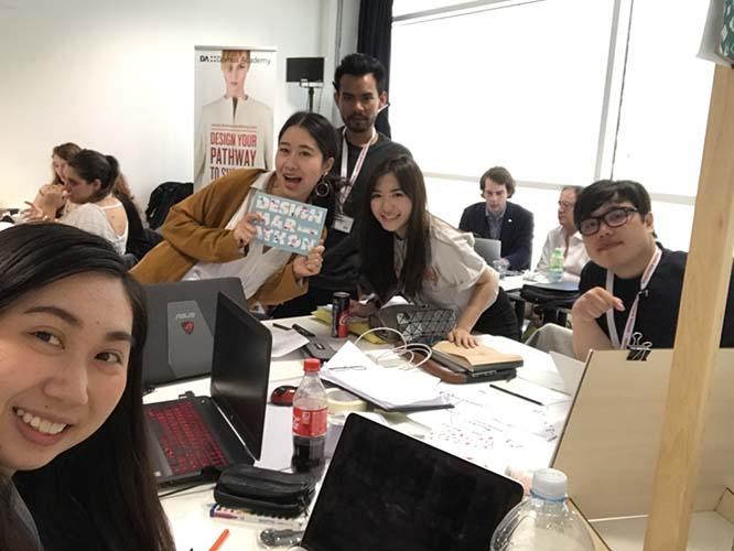 design marathon workshop domus academy