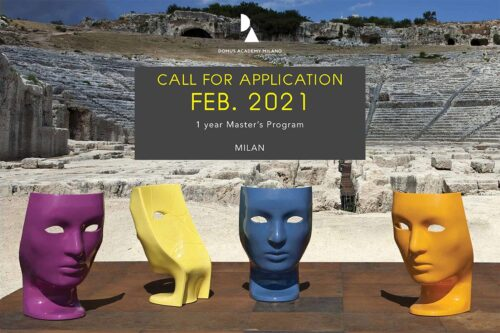 apply domus academy feb 2021