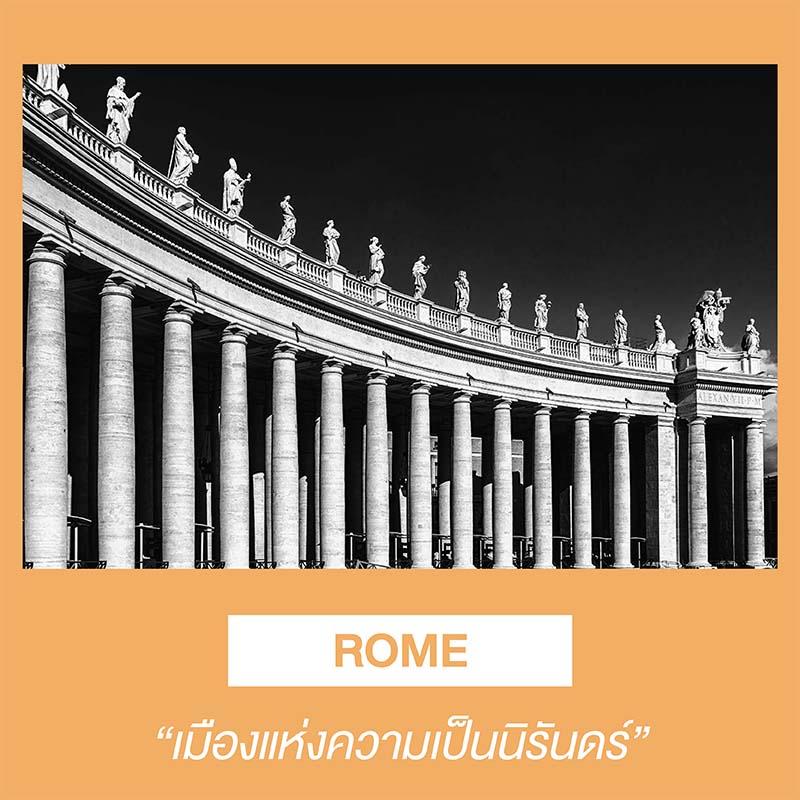rome city of design
