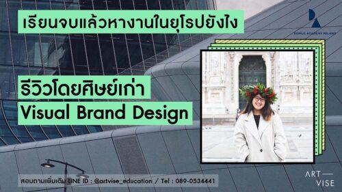 review visual brand design domus academy